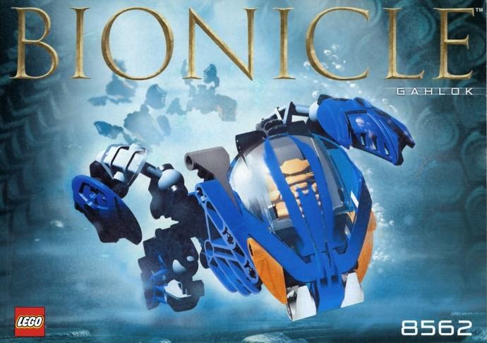 8562-1: Gahlok | Brickset: LEGO set guide and database