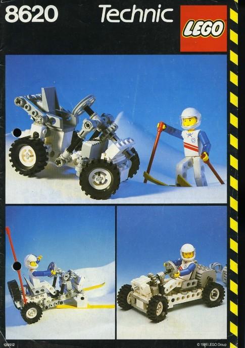 8620 1 Snow Scooter Brickset Lego Set Guide And Database