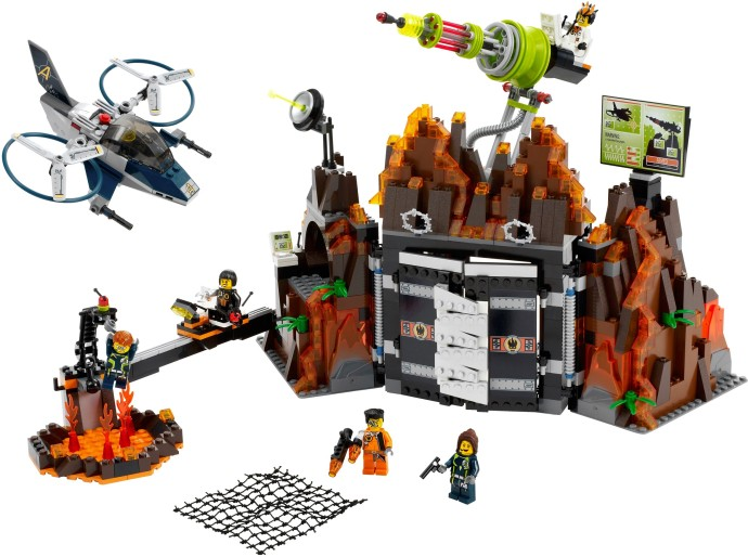 LEGO City 2016 Volcano Explorers (60120-60124) Nuremberg Toy Fair ...