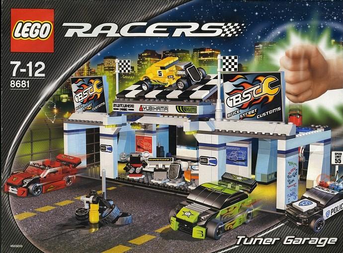 Racers 2006 Brickset Lego Set Guide And Database
