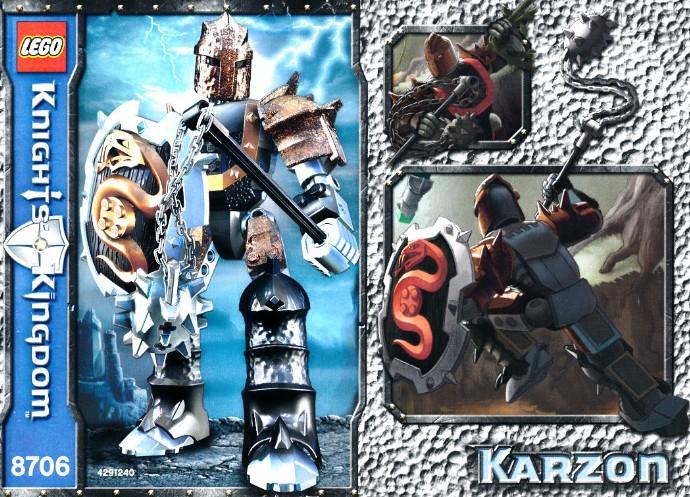 lego knights kingdom 2