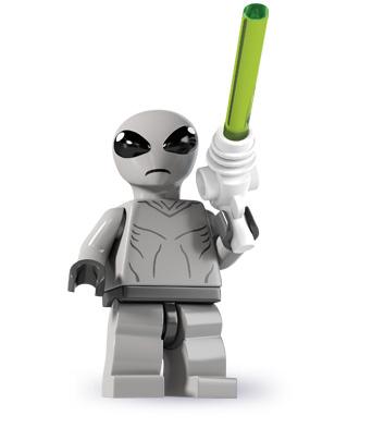 "LEGO MINIFIGURES SERIES 6 SEALED PACK The /""HIGHLAND BATTLER/"" ~ 8827 2012"