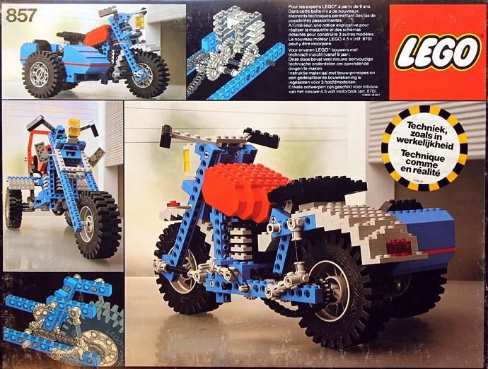 Technic | 1980 | Brickset: LEGO set guide and database