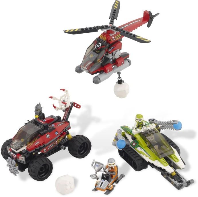 8863-1: Blizzard's Peak | Brickset: LEGO set guide and database