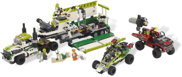 World Racers | Brickset: LEGO set guide and database