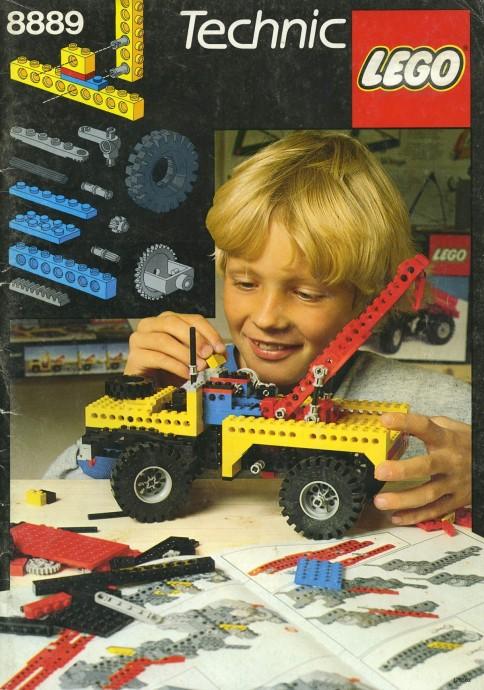 Lego 8889 Ideas Book image