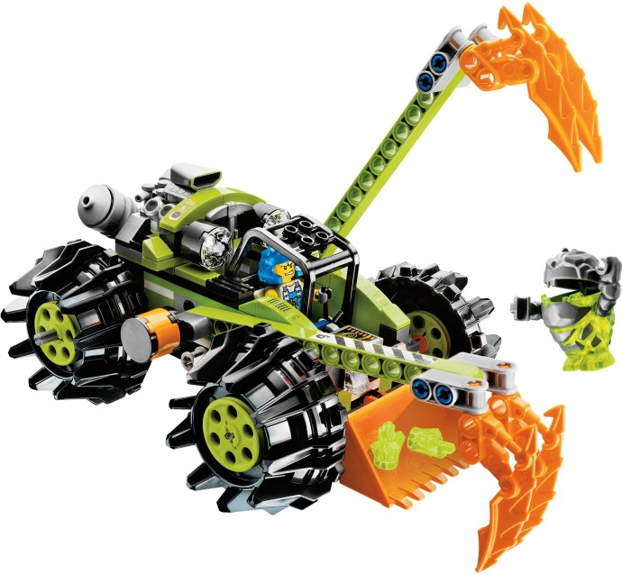 lego technic digger instructions