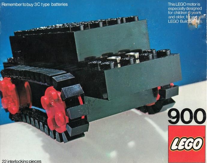 Изображение набора Лего 900 Universal Motor Set