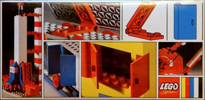 Изображение набора Лего 906 12 doors and 5 hinges