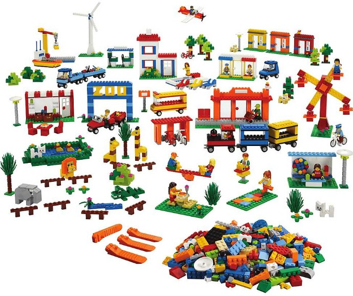 Education 2012 Brickset Lego Set Guide And Database