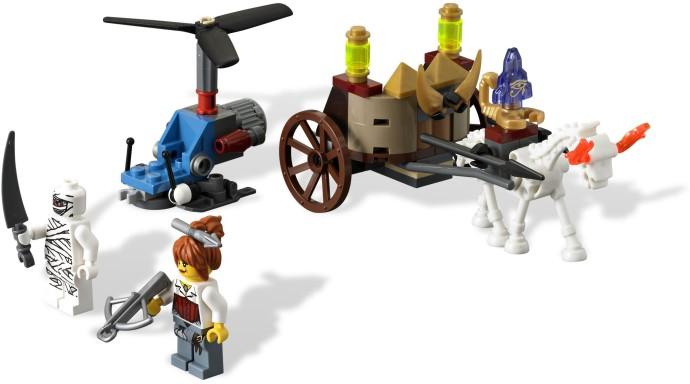 Car Auction Apps >> 9462-1: The Mummy | Brickset: LEGO set guide and database