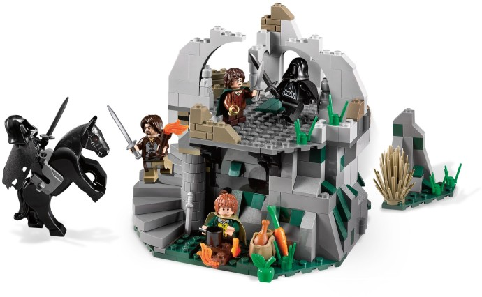 Updated In November 2015 The Lord Of The Rings Brickset Lego