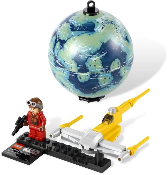 9674-1: Naboo Starfighter & Naboo | Brickset: LEGO set guide and ...
