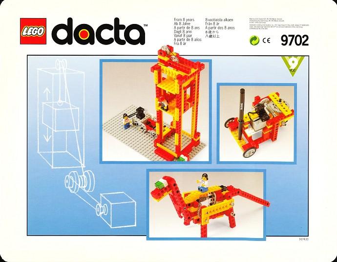 Dacta | Technic | Brickset: LEGO set guide and database