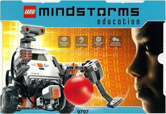 9797-1: Mindstorms Education Base Set | Brickset: LEGO set