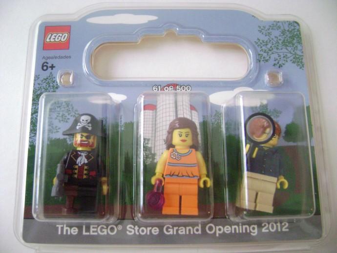 Lego Beijing Store grand opening Minifigures