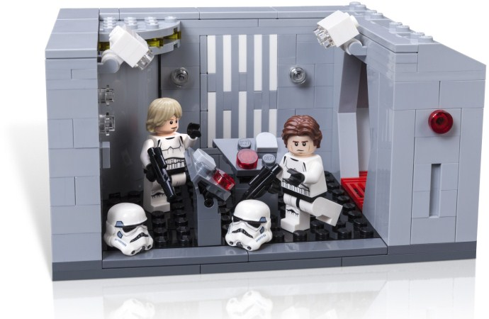 Detention Block Rescue Instructions Brickset Lego Set Guide And