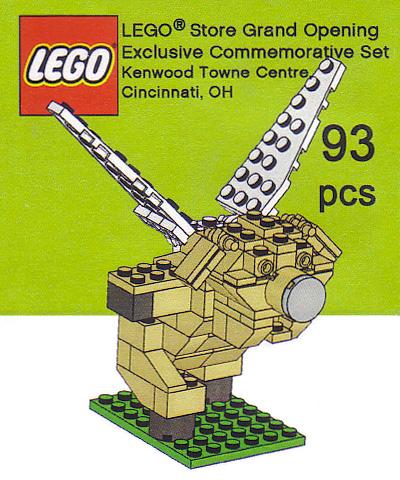 Promotional | LEGO brand store opening set | Brickset: LEGO set ...