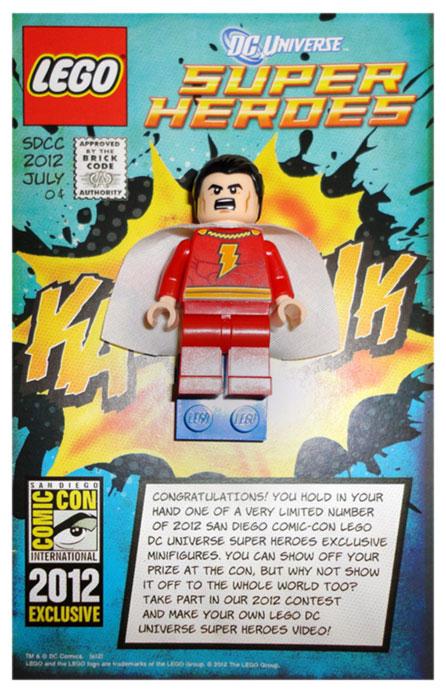 Tagged 'Shazam' | Brickset: LEGO set guide and database