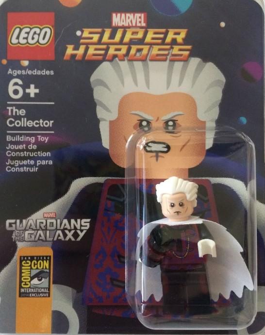 Comcon035 1 The Collector Brickset Lego Set Guide And
