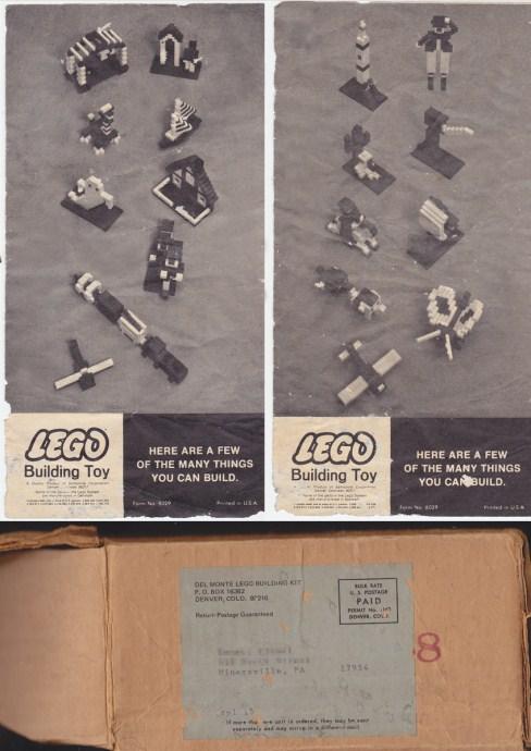 Изображение набора Лего DELMONTE1 Del Monte Building Kit