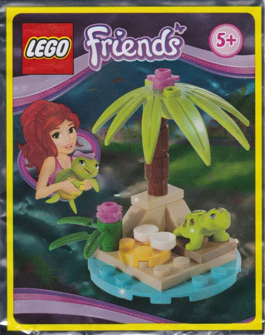 lego friends turtle instructions