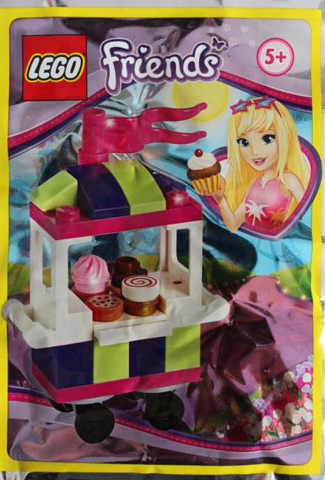 lego friends cake shop instructions