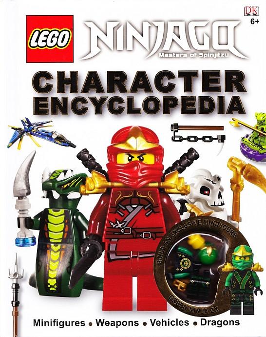 Lego Ninjago Characters 2012