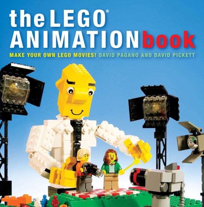 The LEGO Animation Book: Make Your Own LEGO Movies! | Brickset: LEGO ...