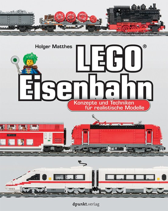 Review Lego Trains Concepts And Techniques For Realistic Models