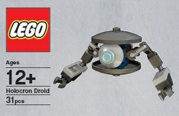 Lego May2013 Holocron Droid