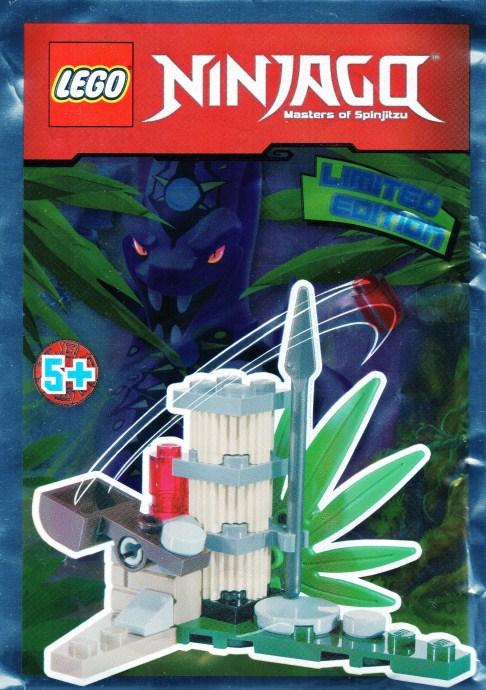 Изображение набора Лего NIN891508 Anacondrai Hideout