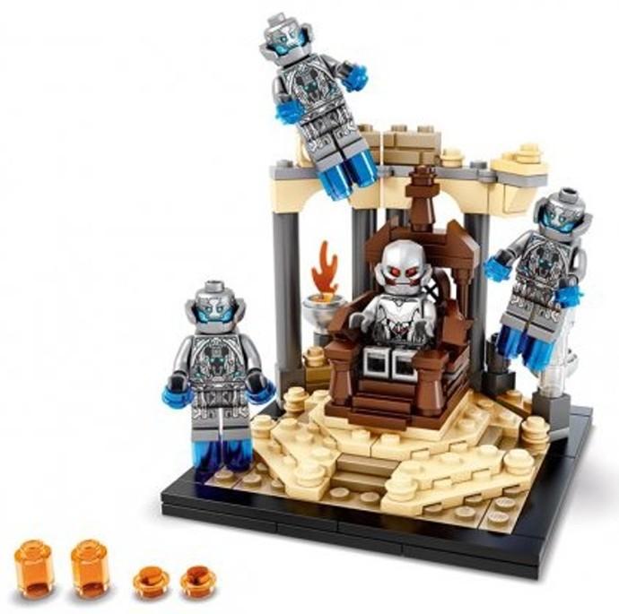 Lego Spiderman Malvorlagen Star Wars 1 Lego Spiderman: SDCC2015-1: Throne Of Ultron