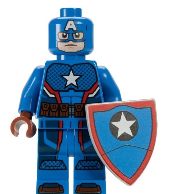 Tagged 'Captain America' | Brickset: LEGO set guide and database