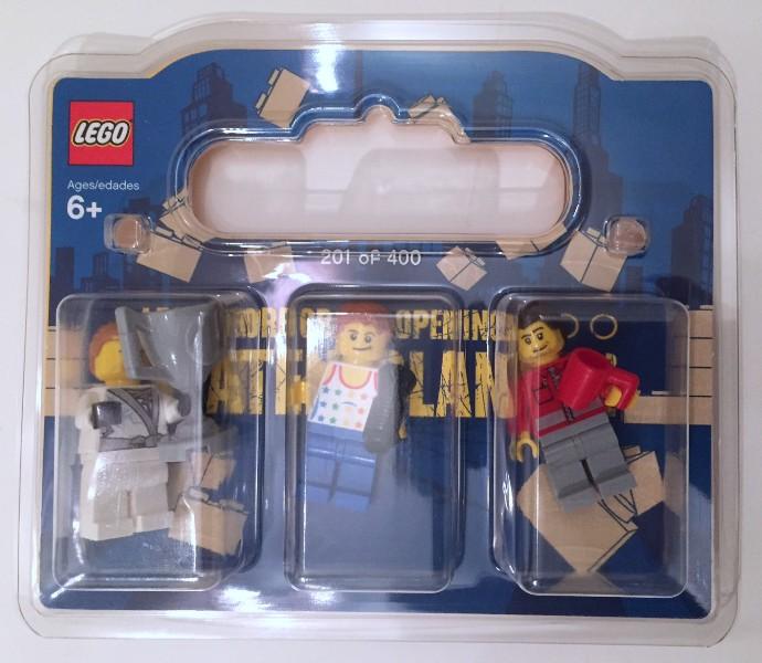Promotional | Tagged 'New York' | Brickset: LEGO set guide and database