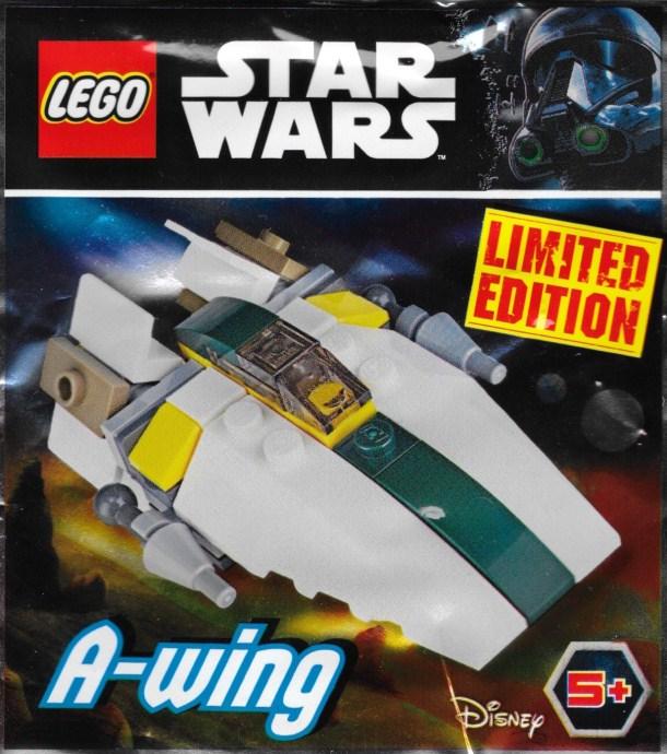 Sw911724 1 A Wing Brickset Lego Set Guide And Database