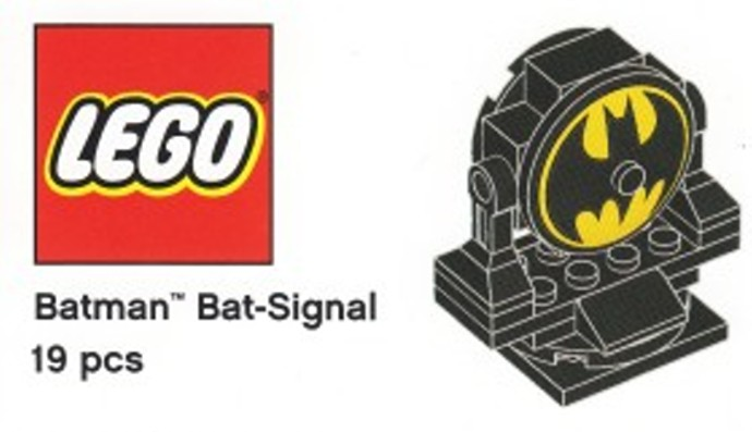 Lego Batman TRU Bat Car Parts List With Building Instructions And Mini Poster LEGO Bau- & Konstruktionsspielzeug LEGO Bauanleitungen