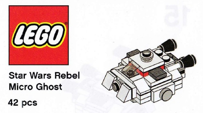 I dont think these are to scale... TRUGHOST and 5002939 : lego