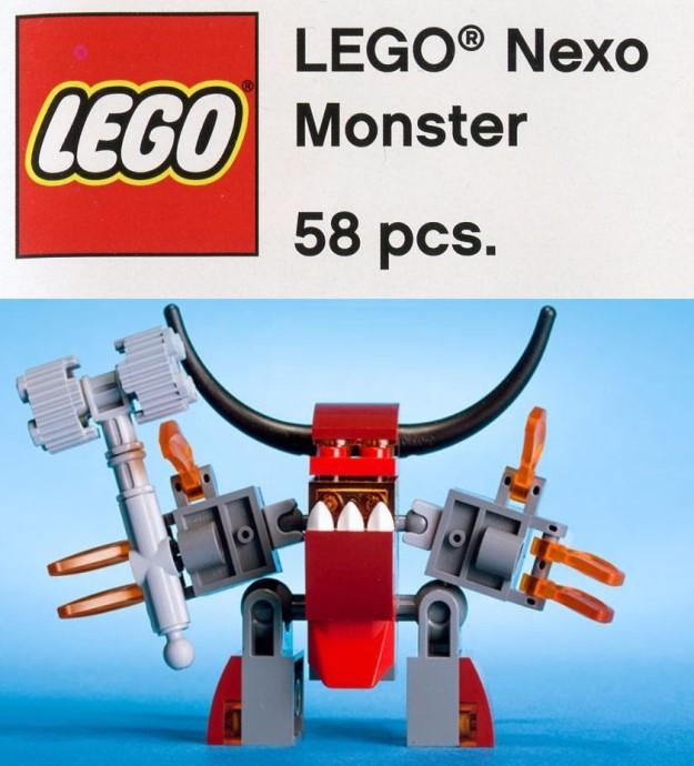 Lego TRUNEXOMONSTER Monster image
