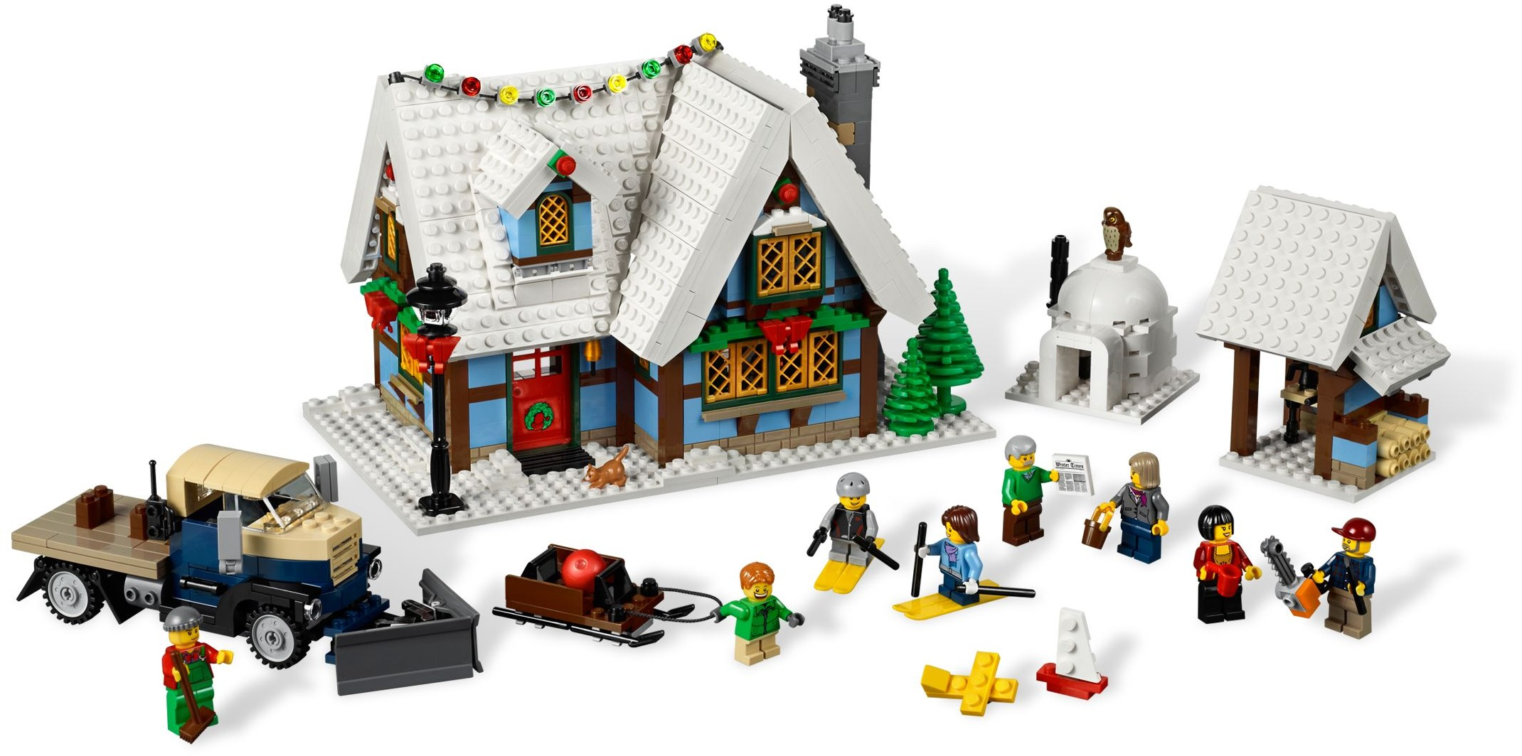 Creator Expert | Winter Village | Brickset: LEGO set guide and database