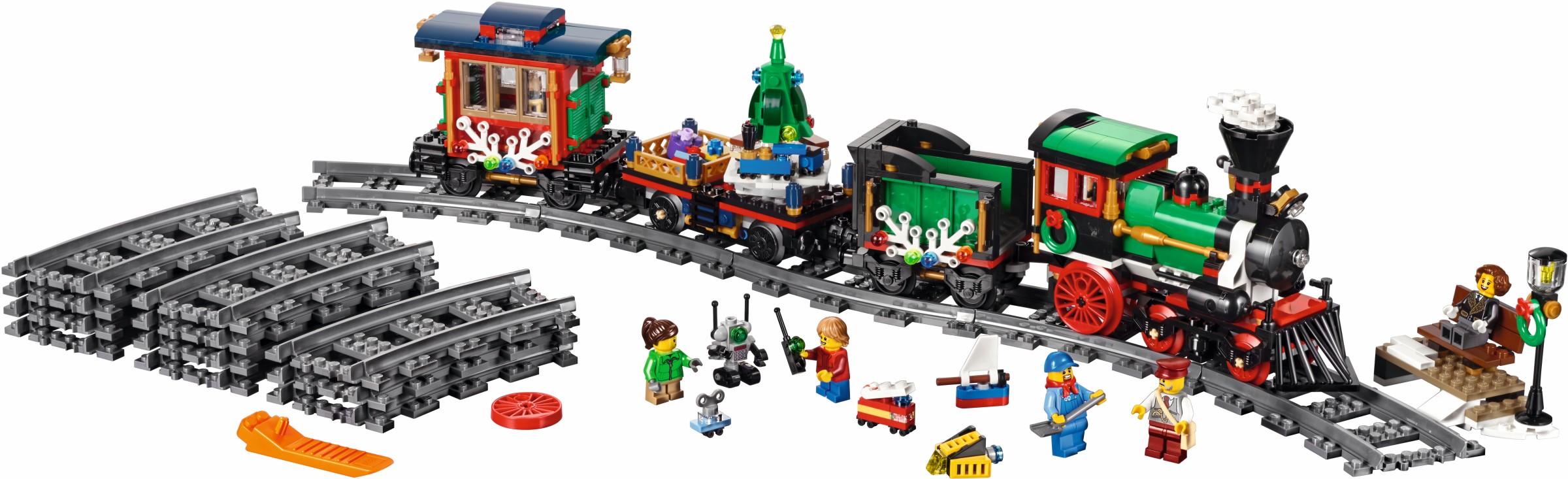 Advanced Models | Winter Village | Brickset: LEGO set guide and ...
