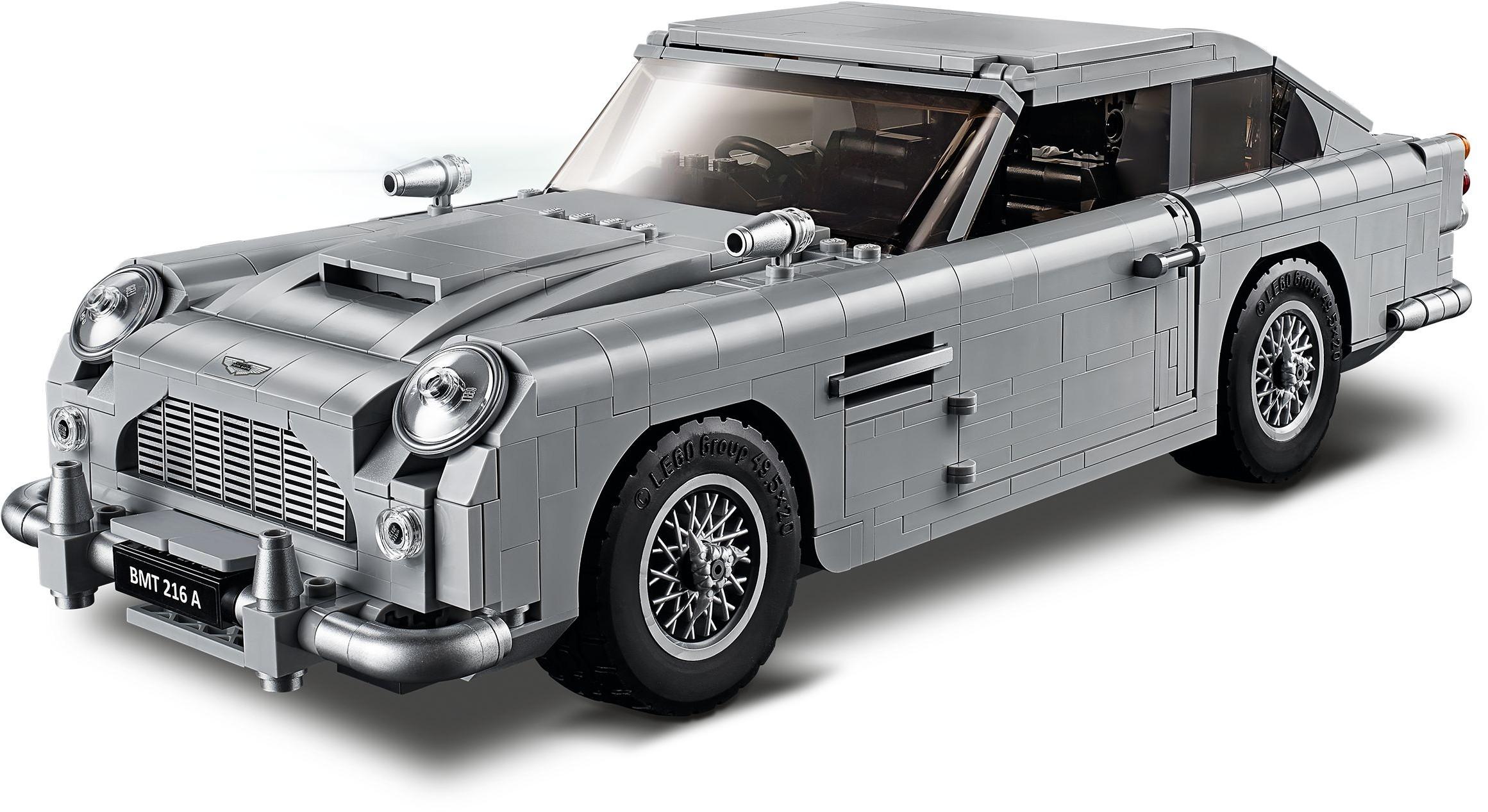10262 Aston Martin Db5 Revealed Brickset Lego Set Guide And Database