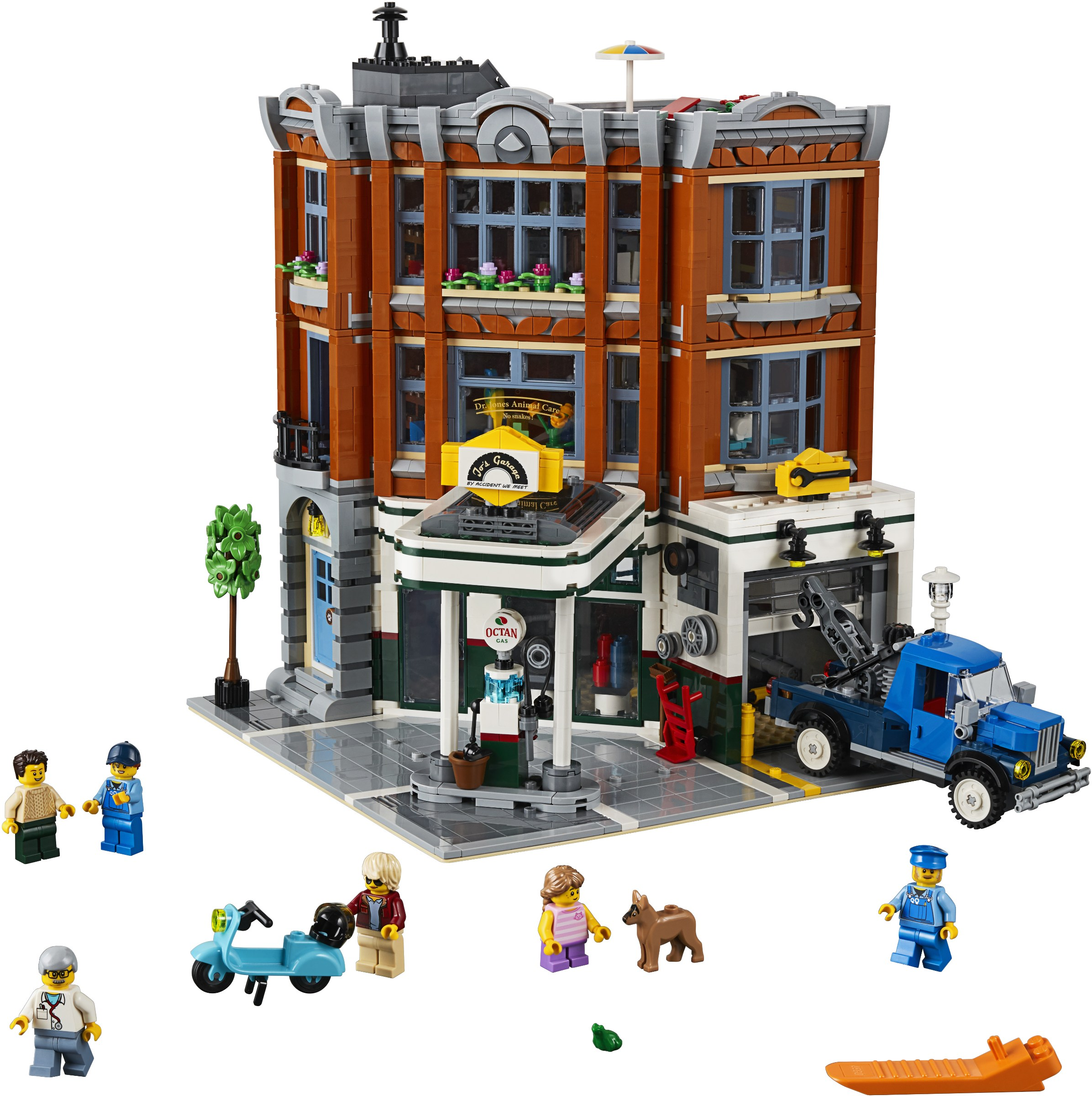 Creator Expert 2019 Brickset Lego Set Guide And Database