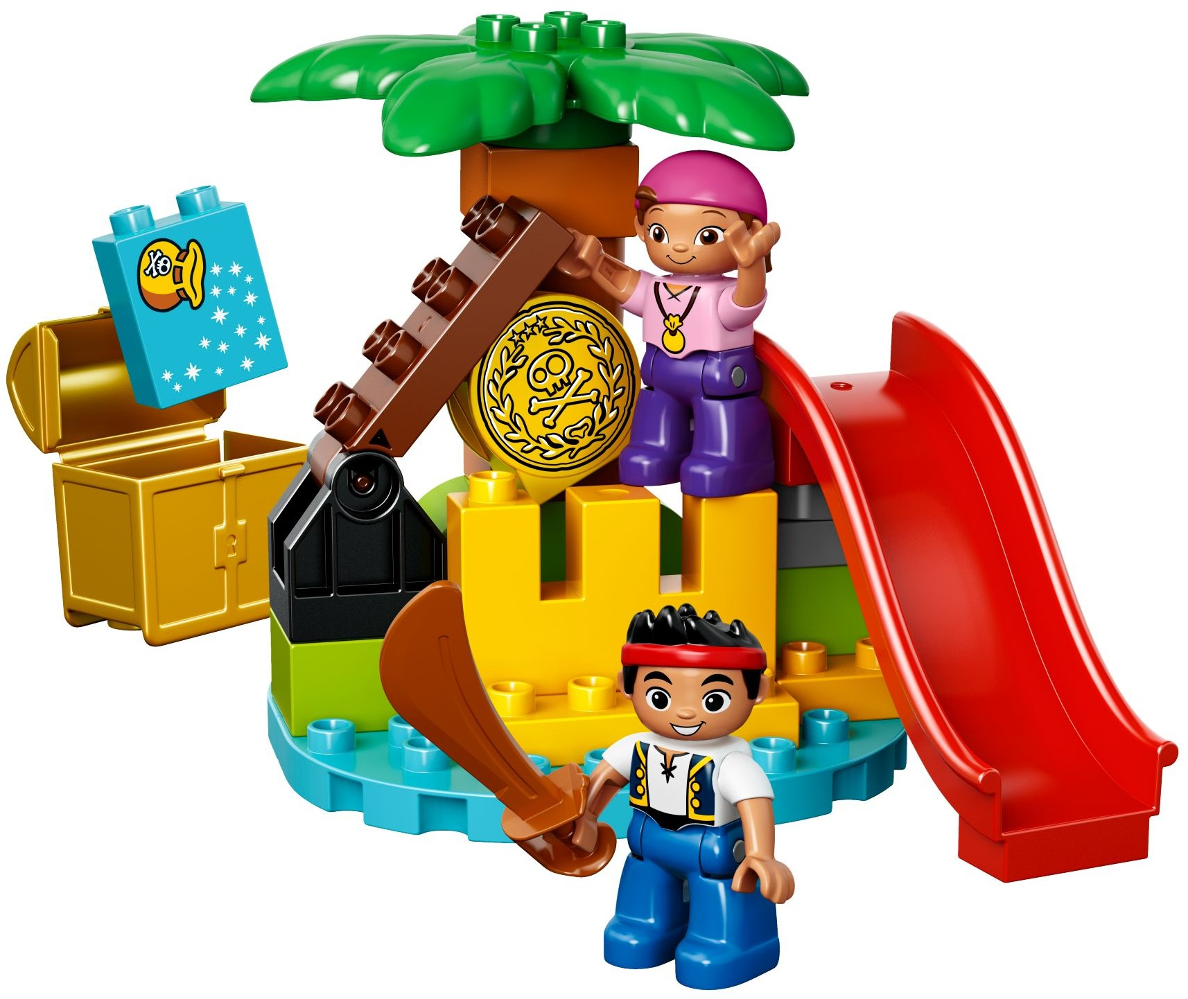 Duplo Jake And The Never Land Pirates Brickset Lego Set Guide And Database