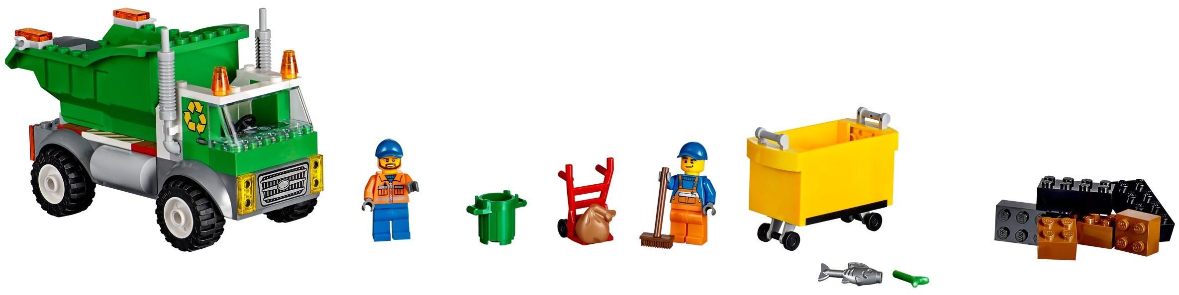 tagged u0027refuse truck u0027 brickset lego set guide and database