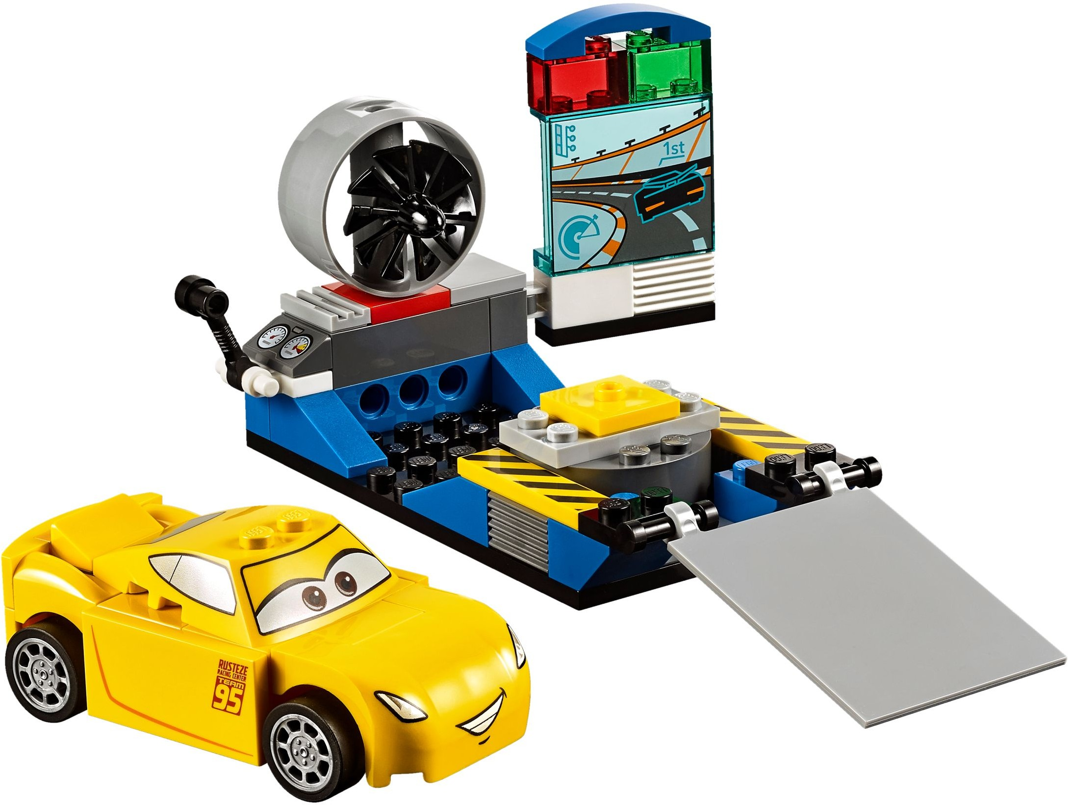 Juniors Cars 3 Brickset Lego Set Guide And Database