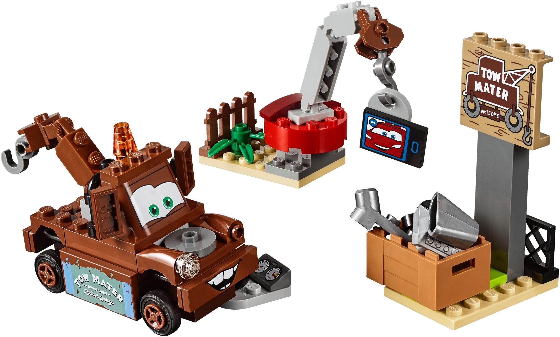 Juniors Cars 3 Brickset Lego Set Guide And Database