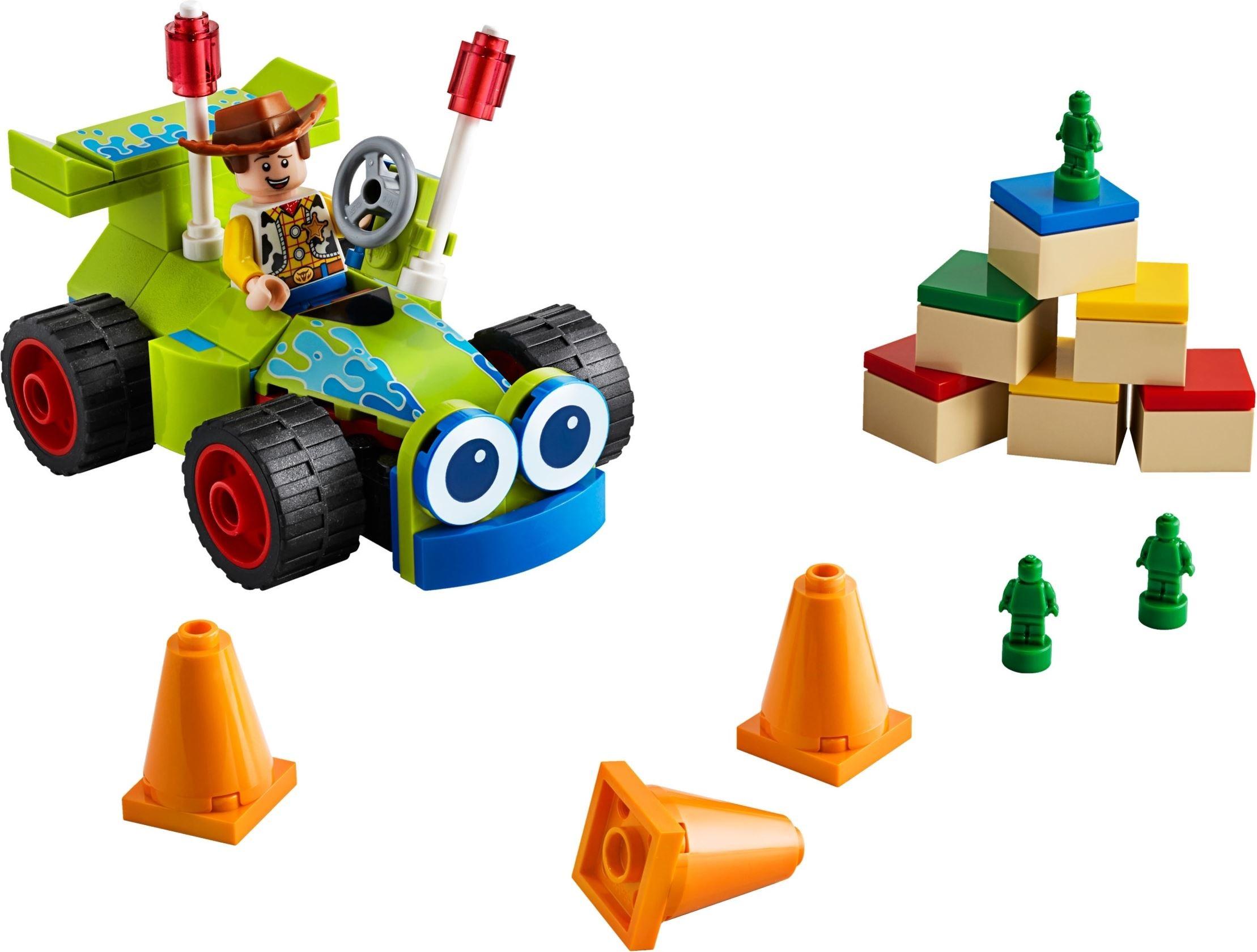 Split From Toy Story Set 10766 LEGO Woody Minifigure