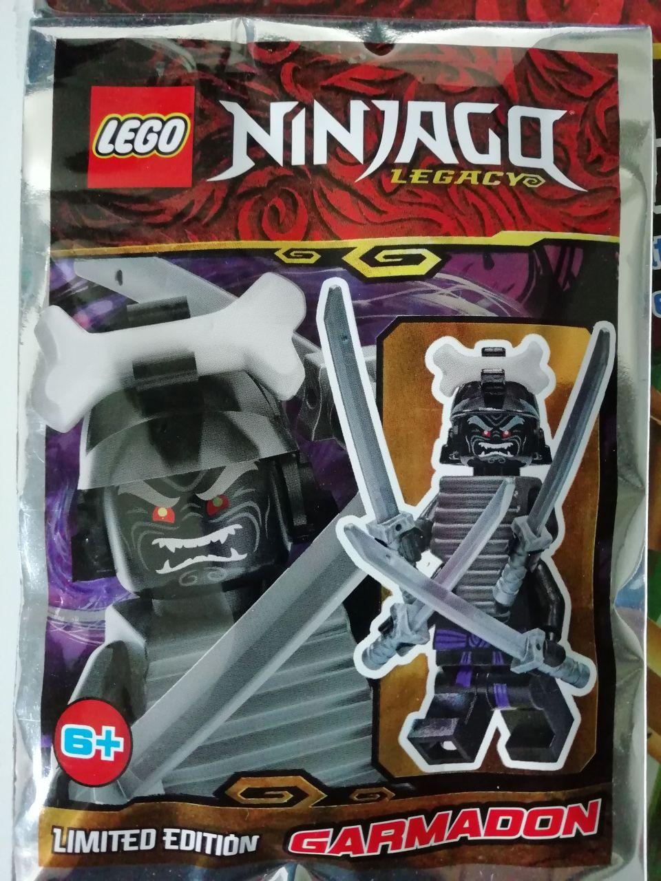 d57800b385e19 Ninjago   Magazine Gift   Brickset: LEGO set guide and database
