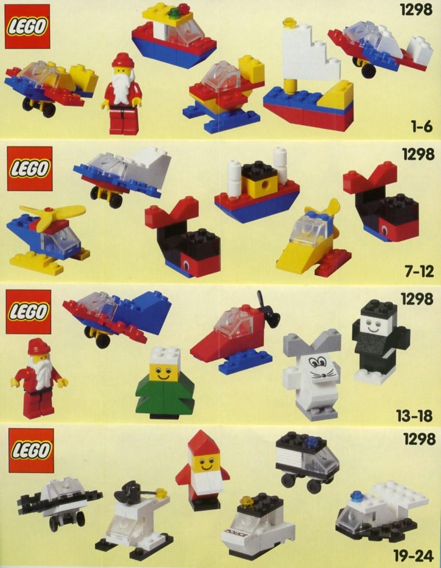 1998 Brickset Lego Set Guide And Database